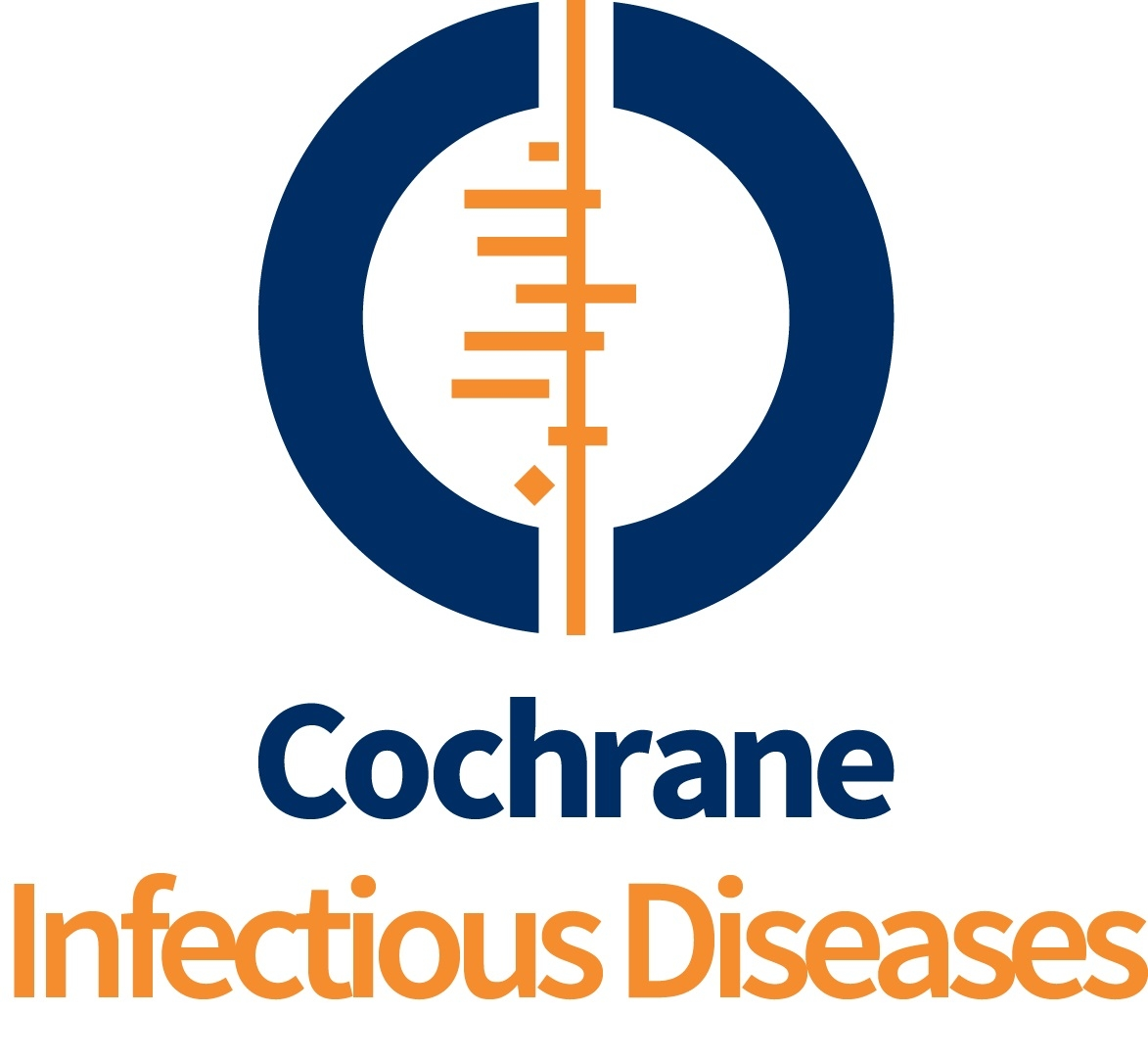 The logo of the Cochrane Infectious Disease Group